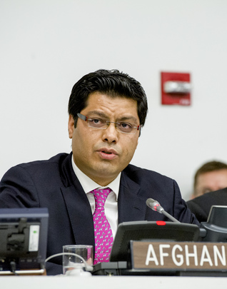 Contact Group on Afghanistan Meets at UNHQ
