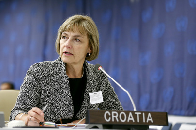Croatian Foreign Minister Addresses High-level Meeting on Disability and Development