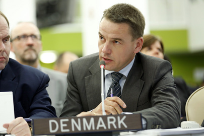 Danish Minister of Development Cooperation Addresses High-level Meeting on Disability and Development