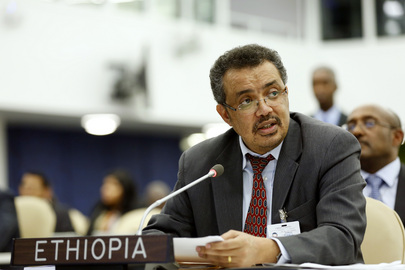 Foreign Minister of Ethiopia Addresses High-level Meeting on Disability and Development