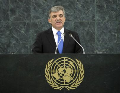 H.E. Mr.Abdullah Gül