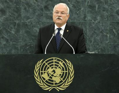 H.E. Mr.Ivan Gašparovič