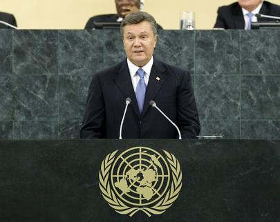 H.E. Mr.Viktor Yanukovych