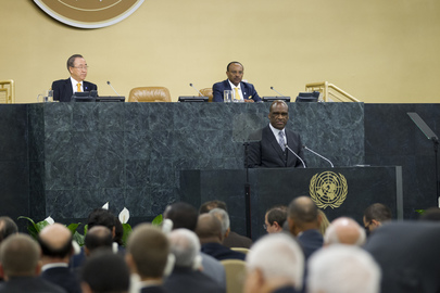 Opening of 68th General Debate of General Assembly