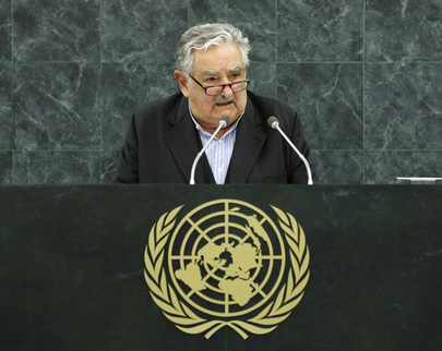 President of Uruguay Addresses General Assembly