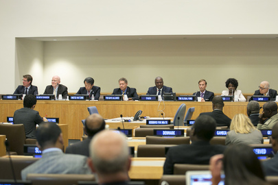 Meeting on Public-Private Partnerships in Post-2015 Agenda
