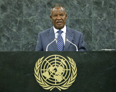 H.E. Mr.Michael Chilufya Sata
