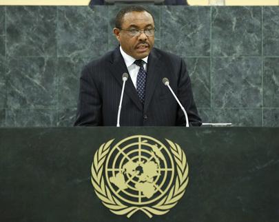 Hailemariam Dessalegn