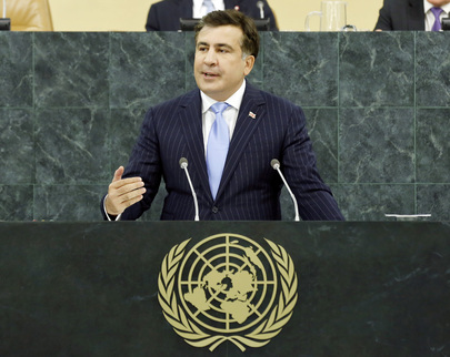 President of Georgia Addresses General Assembly