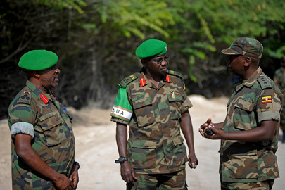New Commander of AMISOM Ugandan Troops