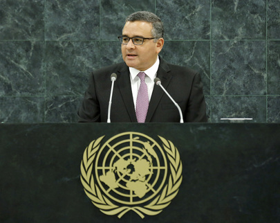 President of El Salvador Addresses General Assembly