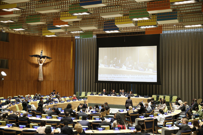 Leaders Discuss MDGs in Round Table Event