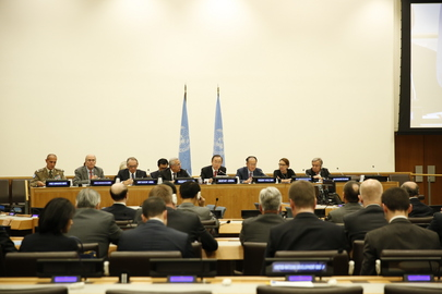 Inaugural Meeting of the International Support Group for Lebanon