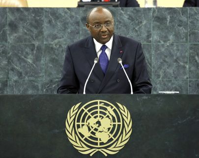 Foreign Minister of Cameroon Addresses General Assembly