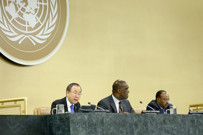 Opening of High-level Meeting on Nuclear Disarmament
