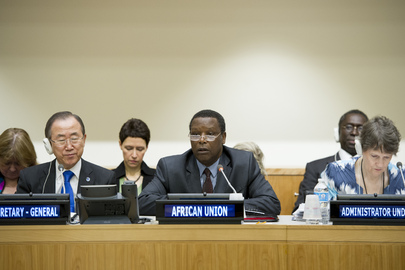 High-level Meeting Held on Sahel Region