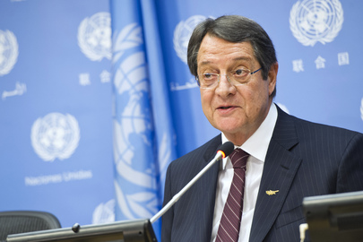 Press conference by President of Cyprus