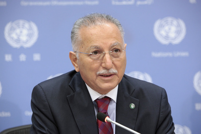 Press Conference by Head of Organization of Islamic Cooperation