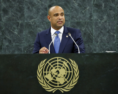 H.E. Mr.Laurent Salvador Lamothe