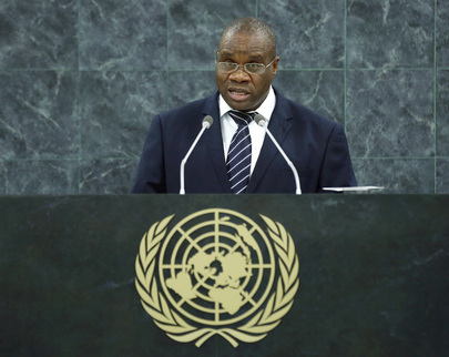 H.E. Mr.Laurent Kavakure