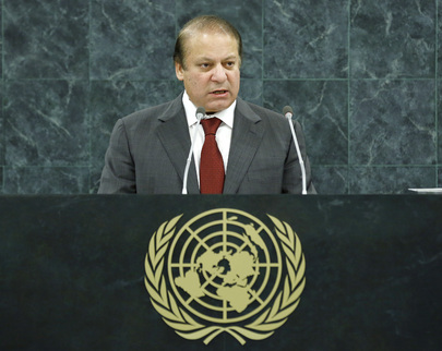 H.E. Mr.Muhammad Nawaz Sharif