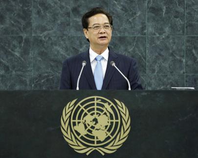 H.E. Mr.Nguyen Tan Dung