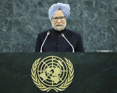 Prime Minister of India Addresses General Assembly