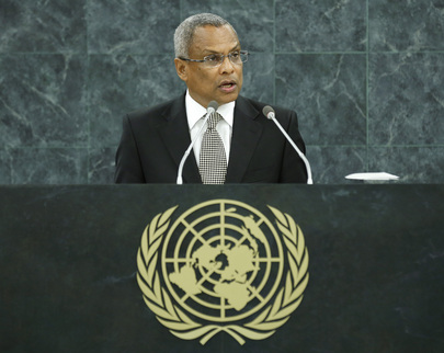 Prime Minister Cape Verde Addresses General Assembly