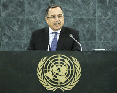 H.E. Mr.Nabil Fahmy