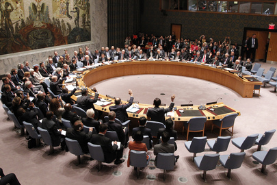Security Council Unanimously Adopts Resolution on Syria Chemical Weapons