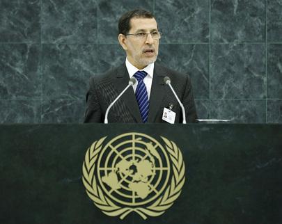 H.E. Mr.Saad-Eddine El Othmani