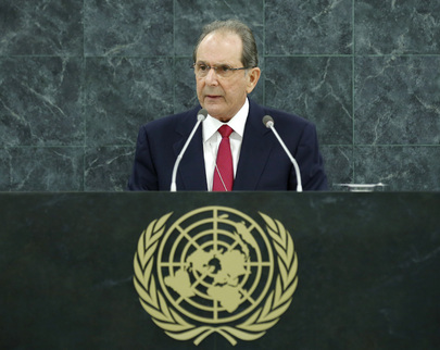 Deputy Foreign Minister of Dominican Republic Addresses General Assembly