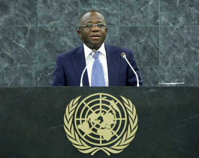 Permanent Representative of Togo Addresses General Assembly