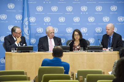 Press Conference on High-Level Migration Dialogue