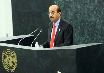 UAE Assistant Foreign Minister Addresses High-level Dialogue on Migration and Development