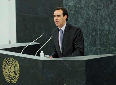 Migration Director of Colombia Addresses High-level Dialogue on Migration and Development