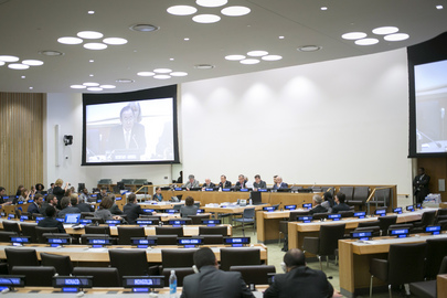 Secretary-General Speaks at Global Migration Group Meeting