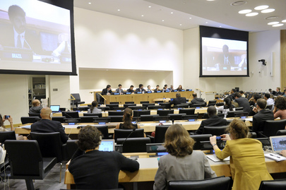 "Special Event on ""Strengthening Youth Participation in UN"""