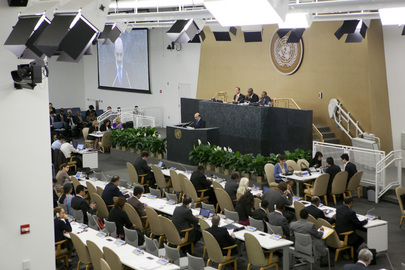 General Assembly Holds High-level Dialogue on Financing for Development