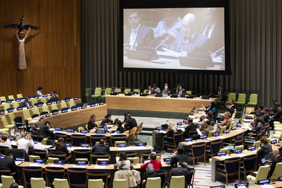 Assembly Closes Dialogue on Financing for Development