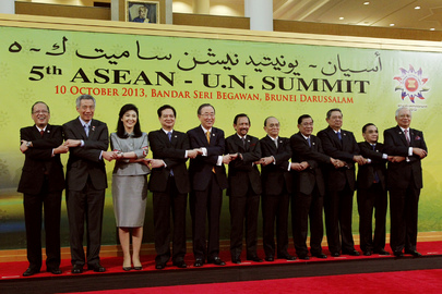 Secretary-General Attends 5th ASEAN-UN Summit in Brunei