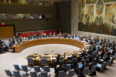 Security Council Reinforces United Nations Integrated Peacebuilding Office in Central African Republic (BINUCA)