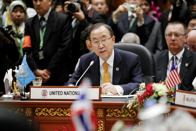 Secretary-General Addresses ASEAN-UN Summit in Brunei