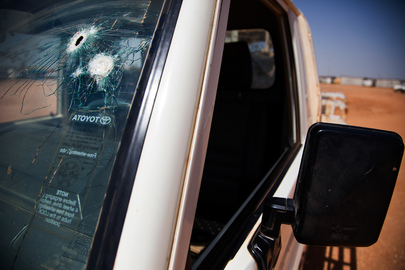 Deadly Ambush on UNAMID Peacekeepers in West Darfur