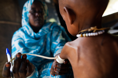 Kuwaiti NGO Helps Reduce Malnutrition in Darfur