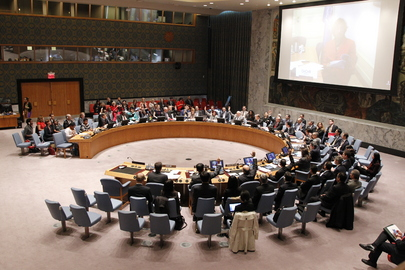 Council Debates Women and Peace and Security