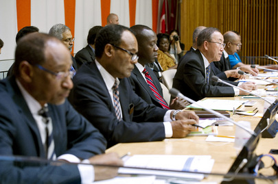 Africa-NEPAD Week: High-Level Discussion on African Governance