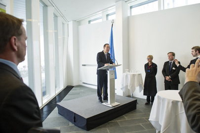 Secretary-General at Launch of Copenhagen Energy Efficiency Hub
