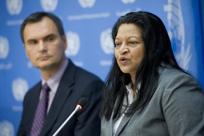 Press Conference by Special Rapporteur on Human Rights in Eritrea