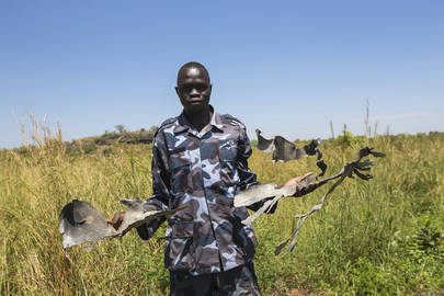 Unexploded Ordnance Disposal in South Sudan